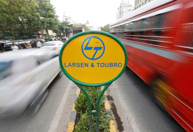 L&T share falls 14% despite bagging green channel status from defence ministry