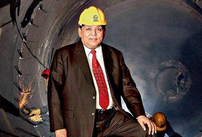 L&T board gives nod to reappointment of AM Naik as non-executive chairman for 3 years