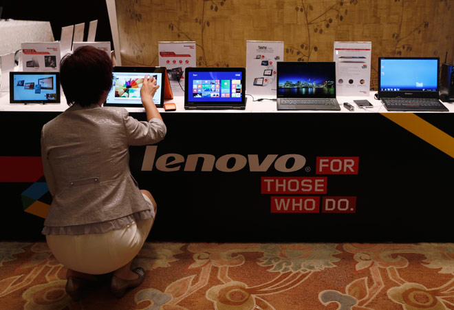 Lenovo unveils new laptops with Intel's Core M CPUs at CES