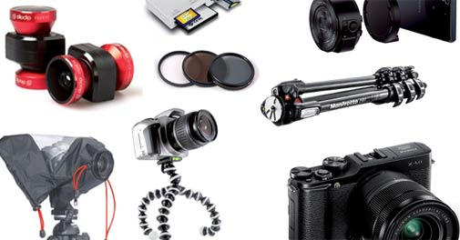 Best accessories for your camera