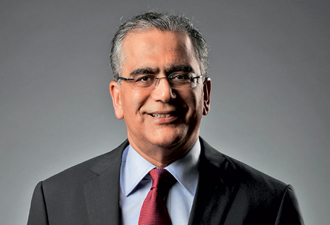Editor in chief Aroon Purie