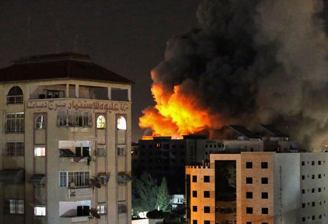 Over 3,200 rockets from Gaza wreak havoc on Israeli cities in latest war