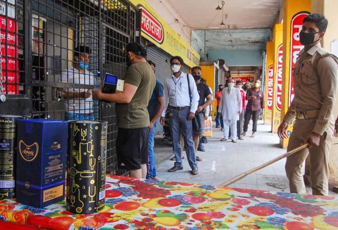 Coronavirus: Planning to buy liquor in Delhi? Get a token first