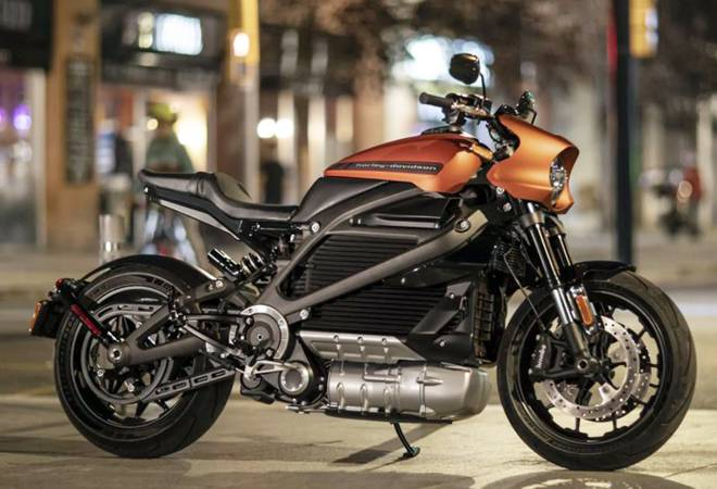 Harley-Davidson Q3 profit drops 24%, international retail sales rise 2.7%