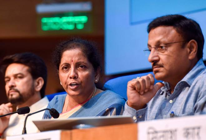 FM Sitharaman assures EMIs will get cheaper; banks asked to link home, auto loans to repo rate