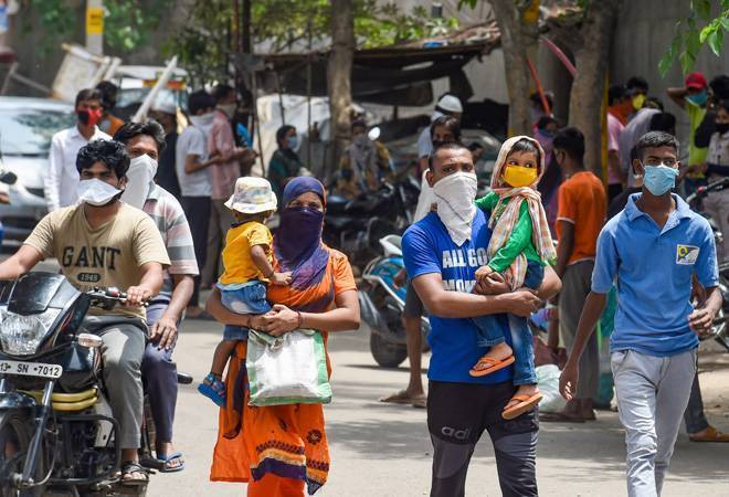 Coronavirus tracker: India reports over 6,000 cases in a day for first time; total cases 1,18,717
