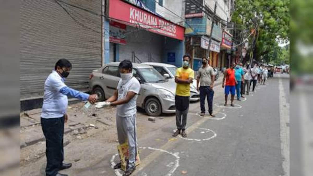 Corona Lockdown Highlights: India cases near 50,000; Mumbai ...