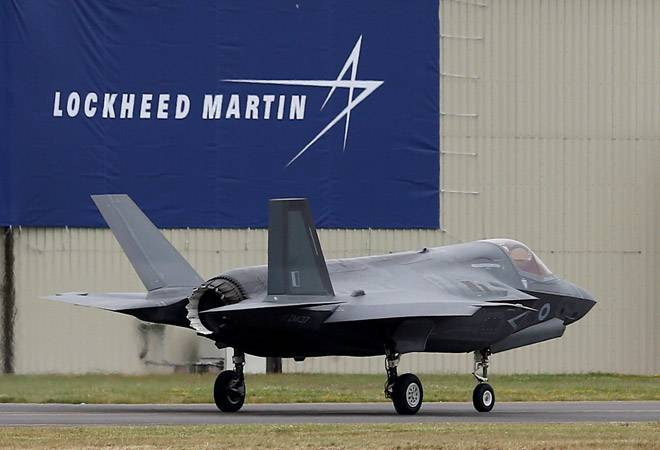 Lockheed Martin proposes making custom-built fighter jets in India