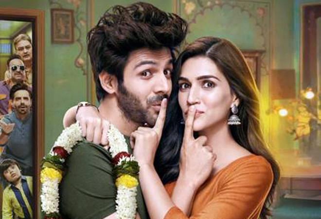 Luka Chuppi Box Office Collection Day 5: Kartik Aaryan-Kriti Sanon movie is a hit; earns Rs 45 crore