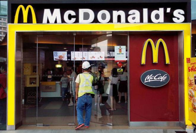 McDonald's posts its first-ever profit in India after 22 years