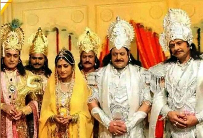 DD National's ratings dip after Ramayana's exit, Mahabharata most watched show last week