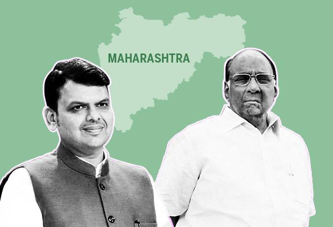 Maharashtra Election Result 2019: BJP leads on all 22 seats, Shiv Sena leading on 18 seats; Congress just 2