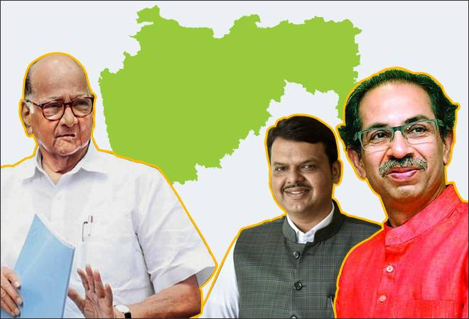 Image result for maharashtra election results images