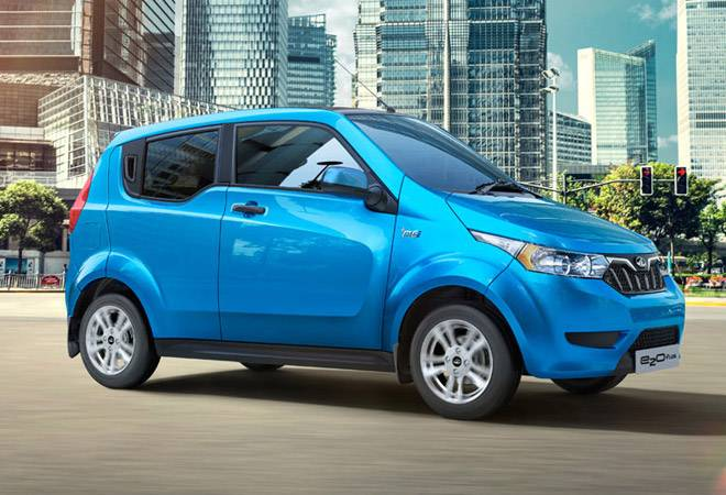 Mahindra discloses plans to launch two electric cars in India by 2019