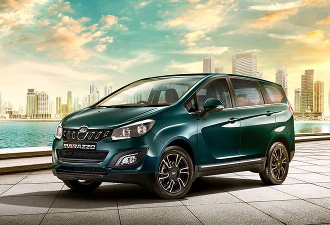 Mahindra to hike Marazzo price by up to Rs 40,000 from January
