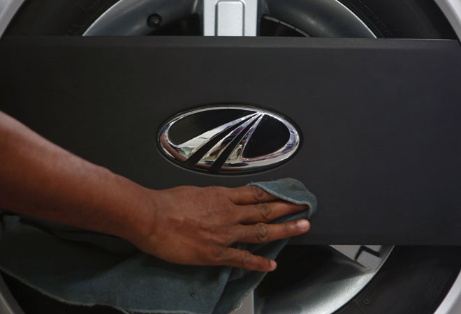 Mahindra & Mahindra auto sales down 3%