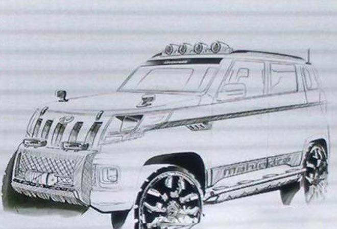 M&M to launch SUV TUV300 in September