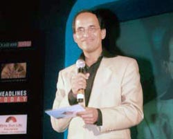 Ace show: Harsha Bhogle asked tough questions,