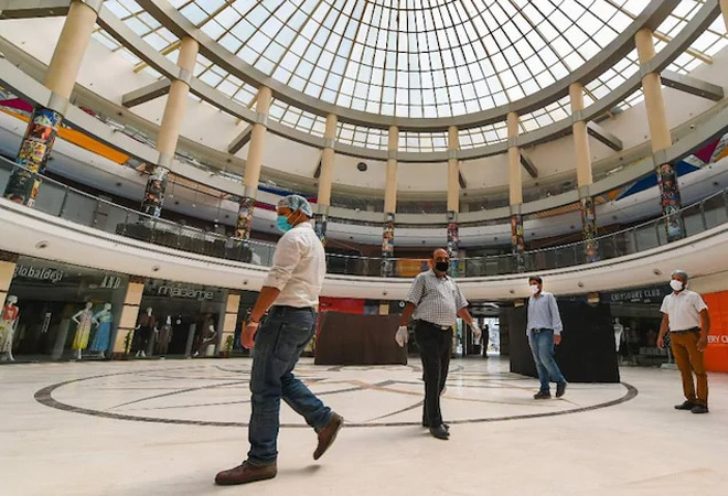 COVID-19 impact: Shopping mall owners' revenue fell nearly 50% in FY21