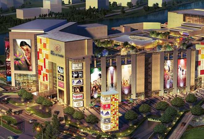 DLF transfers Noida's Mall of India to its subsidiary for 2,950 crore