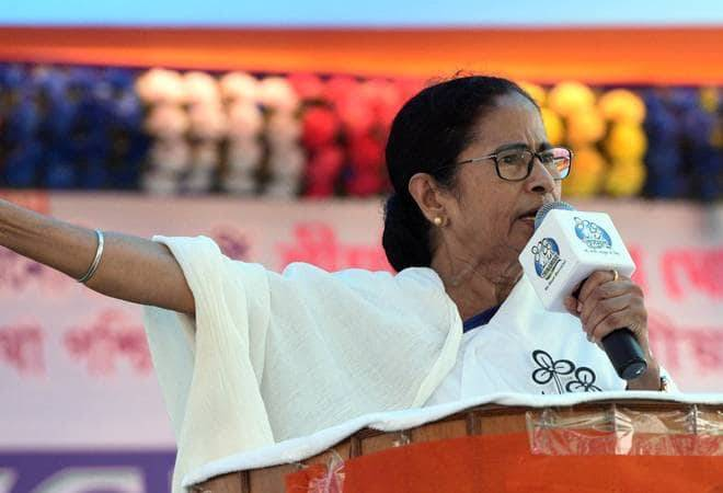 Around 7 people detained for chanting 'Jai Shri Ram' near Mamata's convoy