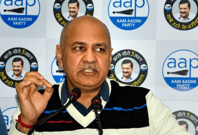 Delhi Deputy CM Manish Sisodia tests positive for COVID-19
