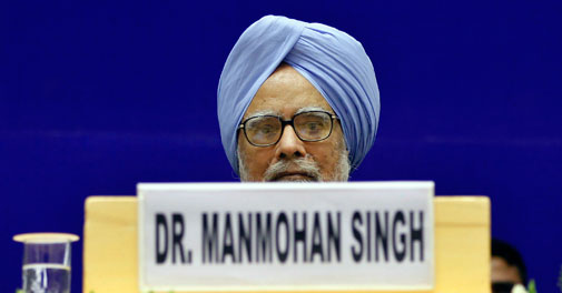 The cabinet meeting was headed by Prime Minister Manmohan Singh