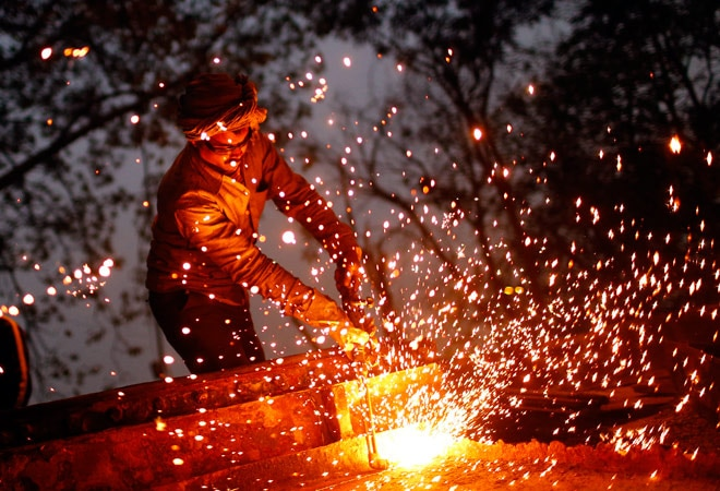 GDP may grow at 6.4 per cent in 2015: Report