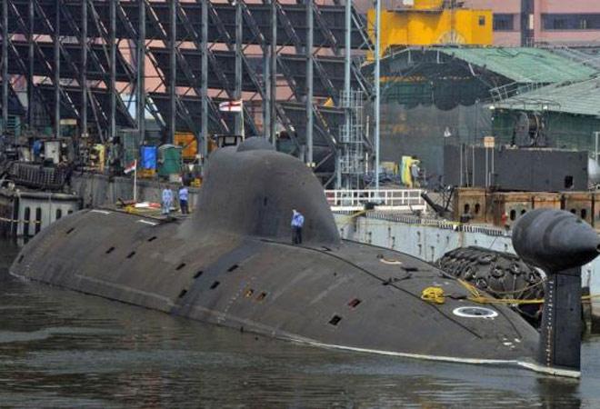 Rattled by China, India rebuilding submarine fleet