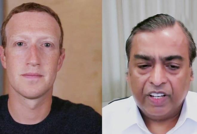 Mukesh Ambani, Mark Zuckerberg discuss future of 5G in India