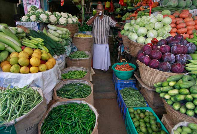 Retail inflation eases to 6.46 per cent in Sept