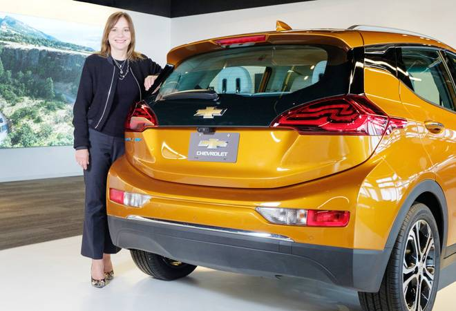 20 new EVs by 2023! General Motors sets sights on an all-electric future