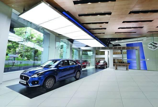 Slowdown Blues: Maruti Suzuki sales fall 17.2% in April