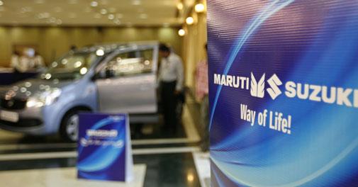 Maruti Suzuki Q3 net up 36% at Rs 681 crore