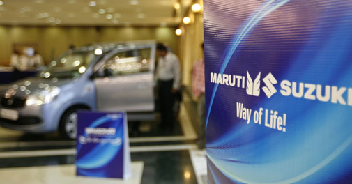 Gujarat plant delayed due to slowdown: Maruti