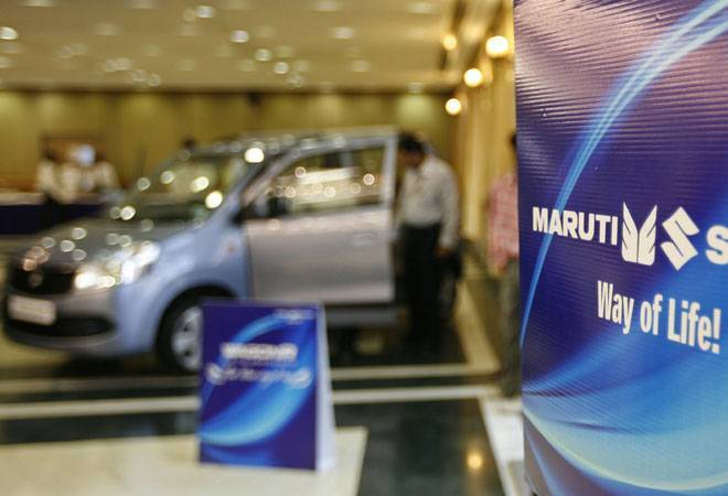 Maruti sales rise 16% in March at 1,29,345 units