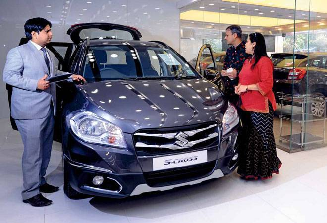Maruti sales to dealers drop in Nov; company says retail sales up 69%