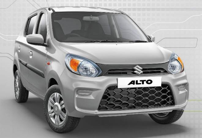 Maruti Suzuki's Alto becomes India's top-selling car for 16th year in a row