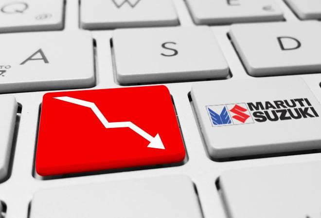 Maruti Suzuki share price falls 4% after firm announces 2-day shutdown of Gurugram, Manesar plants