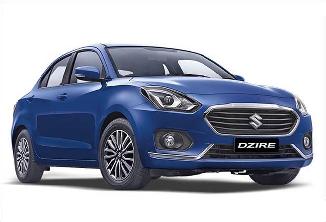 Maruti Suzuki Dzire is the highest-selling passenger vehicle in first eight months of FY20