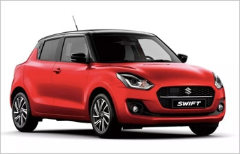 Maruti Swift ends Alto's 16-year reign; emerges best-selling car in FY21