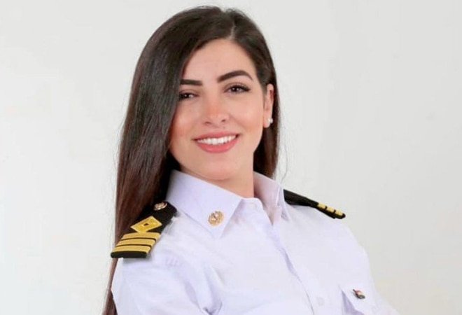 Outrageous! Egyptian woman ship captain blamed for blocking Suez Canal