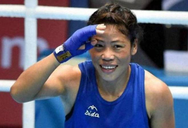 Coronavirus crisis: Mary Kom breaks quarantine to attend breakfast with President Kovind