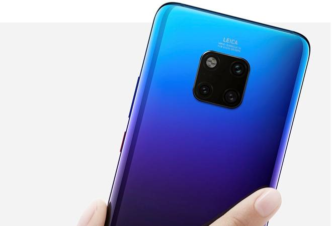 Huawei Mate 20 Pro with a triple camera and reverse wireless charging launched for Rs 69,990