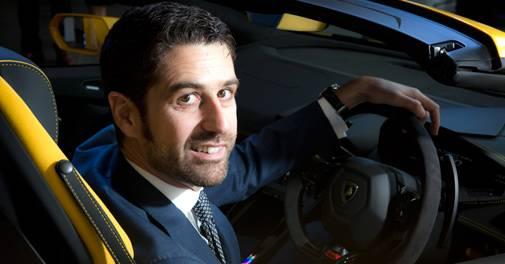 Taxes On Luxury Cars Quite High And Rules Uncertain Says Matteo Ortenzi Of Lamborghini