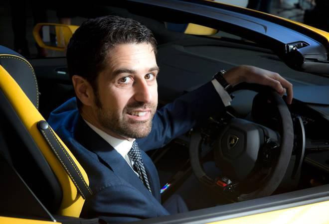 Taxes on luxury cars quite high and rules uncertain, says Matteo Ortenzi of Lamborghini