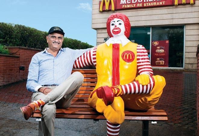 McDonald's vs Vikram Bakshi finally over! American fast food giant buys out estranged partner's stake