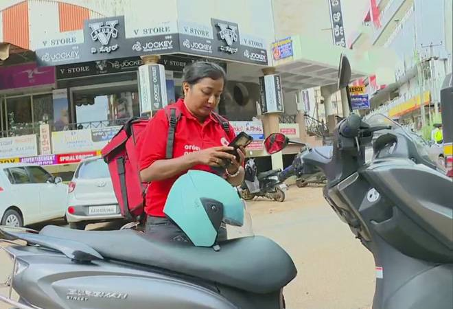 Meet Meghana Das, a Zomato food delivery executive and Congress candidate for Karnataka civic polls