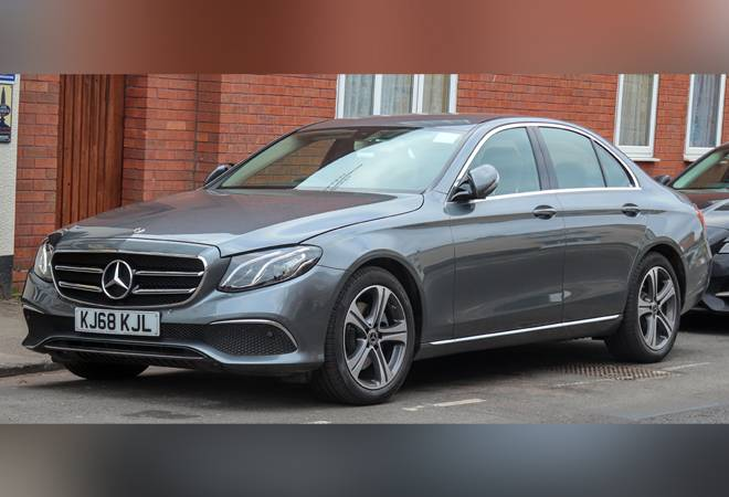 Mercedes-Benz launches BS-VI compliant E-Class in India, price starts at Rs 57.5 lakh