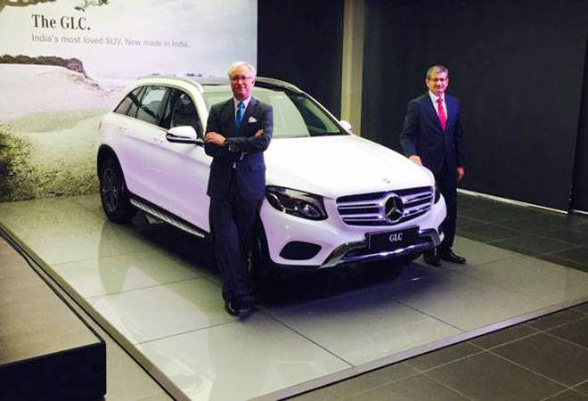 Made In India Mercedes Benz Glc Suv To Be Exported To Us